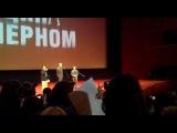 Дэниел Рэдклифф в Москве представляет свой новый фильм